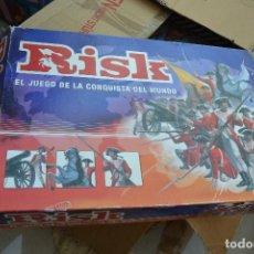 Juegos de mesa: RISK DE PARKER . Lote 62989488