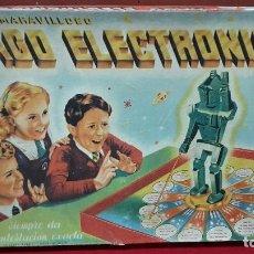 Juegos de mesa: JUEGO EL MAGO ELECTRÓNICO AÑOS 50. Lote 63147892