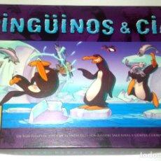 Juegos de mesa: # PINGÜINOS & CIA # JUEGO DE MESA - PHALANX GAMES - DEVIR 2006 - COMPLETO - CASTELLANO.. Lote 63464764