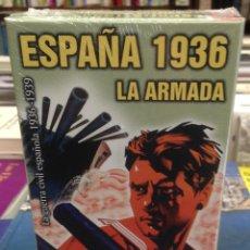 Juegos de mesa: SUPLEMENTO DE JUEGO ESPAÑA 1936 LA ARMADA: LA GUERRA EN EL MAR. MUÑ-292,8. Lote 210557121