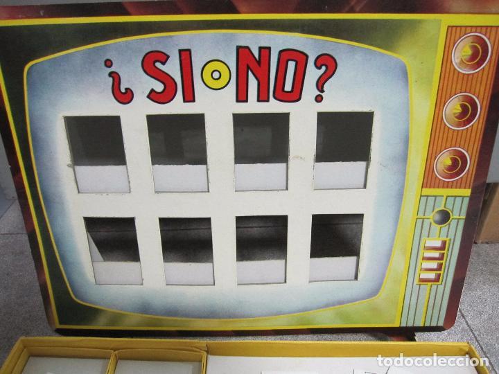 Juegos de mesa: ¿SI O NO?. PAPELES SERRA. INSPIRADO EN EL CONCURSO DE TELEVISION. EL DE LAS FOTOS - Foto 3 - 64210639
