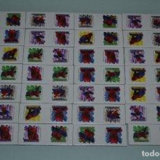 Juegos de mesa: JUEGO DOMINO SPIDERMAN 2012 MARVEL. Lote 64363263