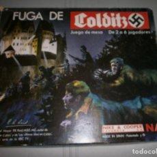 Juegos de mesa: JUEGO COMPLETO NAC FUGA DE COLDITZ. Lote 64600527