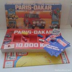 Juegos de mesa: JUEGO DE MESA FALOMIR JUEGOS,PARIS-DAKAR.. Lote 64618895