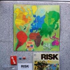Juegos de mesa: JUEGO DE MESA RISK BORRÁS ¿AÑOS 80?, COMPLETO Y POR ESTRENAR. Lote 64494899