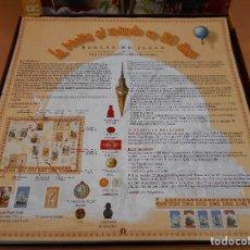 Juegos de mesa: JUEGO DE MESA LA VUELTA AL MUNDO EN 80 DIAS DE JULIO VERNE. Lote 64902899