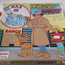 Juegos de mesa: JUEGO DE MESA FALOMIR INSPECTOR GADGET CONTRA DOCTOR GANG. Lote 65984302