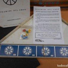 Juegos de mesa: JUEGO DE MESA EROTICO PARA ADULTOS NUEVO A ESTRENAR PIRAMIDE DEL AMOR. Lote 66075498