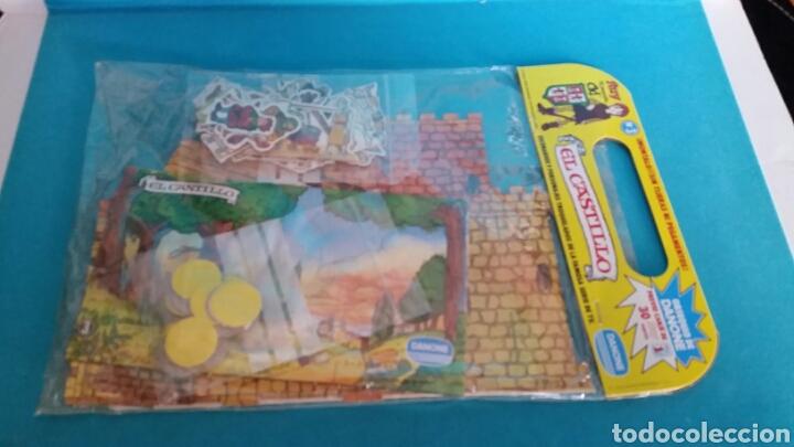 Juegos de mesa: TROQUELADO RUY PEQUEÑO CID DE DANONE EL CASTILLO - Foto 2 - 66337287