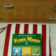 Juegos de mesa: FUTBOL MASTER JUEGO DE MESA 1992. Lote 66496586