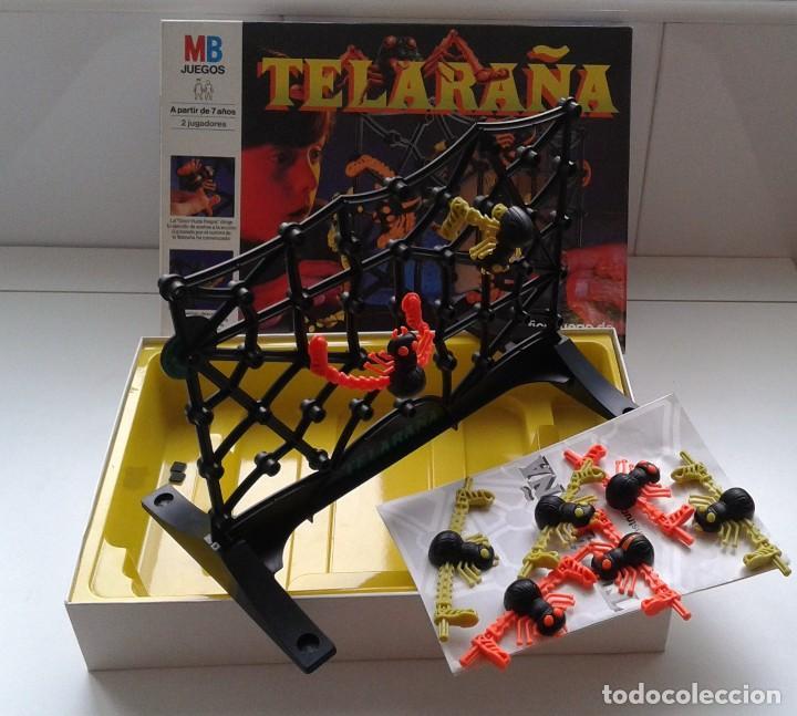 JUEGO MESA MB,TELARAÑA (Juguetes - Juegos - Juegos de Mesa)