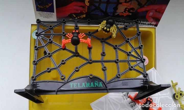 Juegos de mesa: JUEGO MESA MB,TELARAÑA - Foto 3 - 66864590