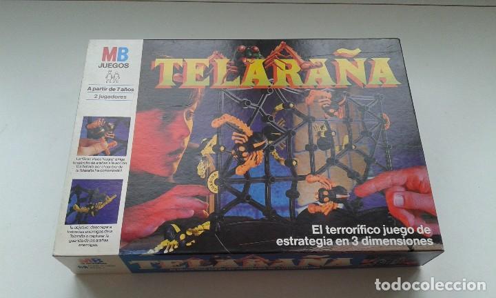 Juegos de mesa: JUEGO MESA MB,TELARAÑA - Foto 4 - 66864590