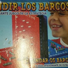 Juegos de mesa: FALOMIR JUEGOS DE MESA- ESTRATEGIA- HUNDIR LOS BARCOS. Lote 67124354