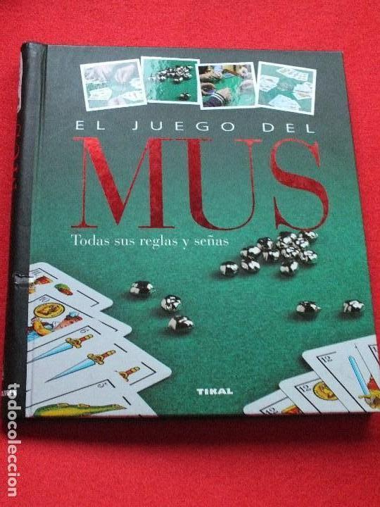 Libro El Juego Del Mus Cartas Baraja Didactico Comprar Juegos De