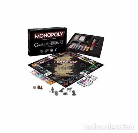 Juego De Mesa Monopoly Juego De Tronos Comprar Juegos De Mesa