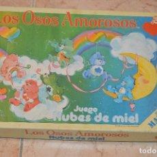 Juegos de mesa: JUEGO DE MESA OSOS AMOROSOS CARE BEARS NUBES DE MIEL EDUCA PFSS. Lote 67354565