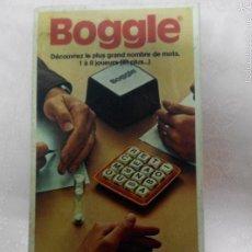 Juegos de mesa: BOGGLE.EL JUEGO DE LAS PALABRAS.. Lote 67533235