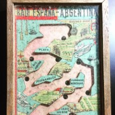 Juegos de mesa: JUEGO RAID ESPAÑA - ARGENTINA. Lote 67689117