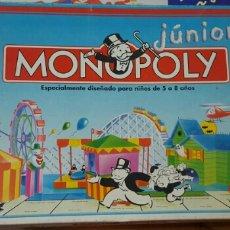 Juegos de mesa: MONOPOLY JUNIOR. Lote 67765346