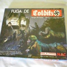 Juegos de mesa: FUGA DE COLDITZ. NAC.. Lote 67944957