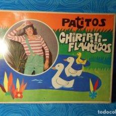 Juegos de mesa: JUEGO PATITOS CHIRIPITIFLAUTICOS, DALMAU CARLES, PLA S.A. ( REF 3 ). Lote 67992337