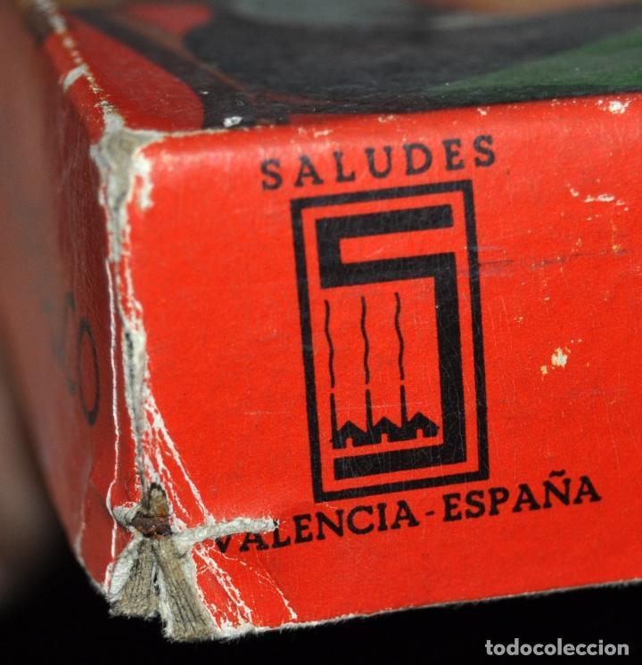 Juegos de mesa: JUEGO DE MESA INGENIERO CONSTRUCTOR JEFE ,PATENTADO - Foto 3 - 68031953