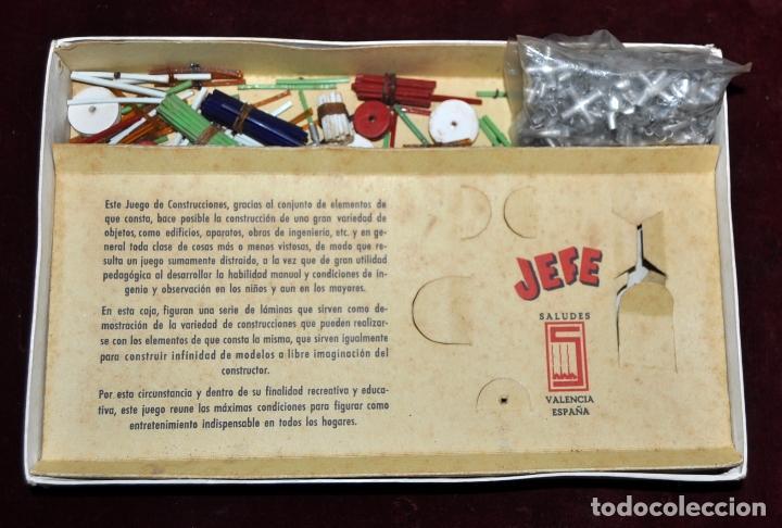 Juegos de mesa: JUEGO DE MESA INGENIERO CONSTRUCTOR JEFE ,PATENTADO - Foto 4 - 68031953