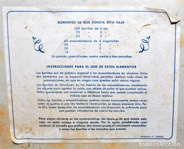 Juegos de mesa: JUEGO DE MESA INGENIERO CONSTRUCTOR JEFE ,PATENTADO - Foto 5 - 68031953