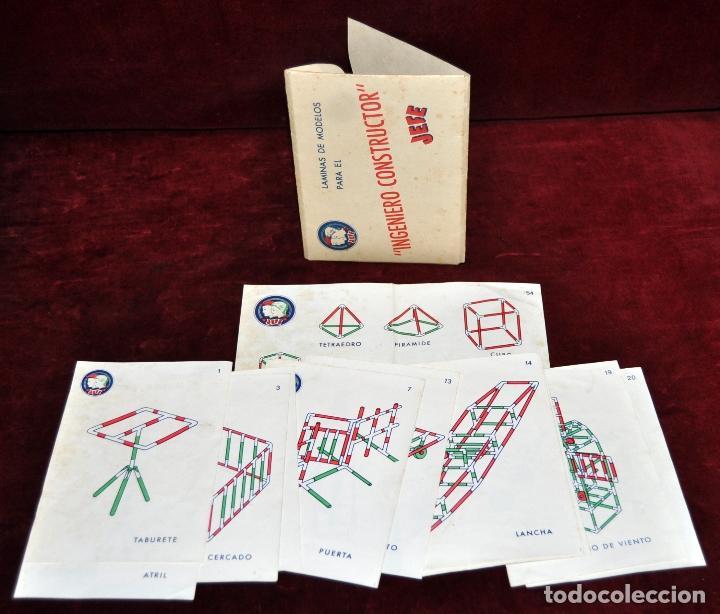 Juegos de mesa: JUEGO DE MESA INGENIERO CONSTRUCTOR JEFE ,PATENTADO - Foto 6 - 68031953
