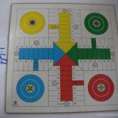 Juegos de mesa: TABLERO PARCHIS. Lote 68401657