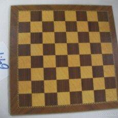 Juegos de mesa: TABLERO AJEDREZ. Lote 68401725