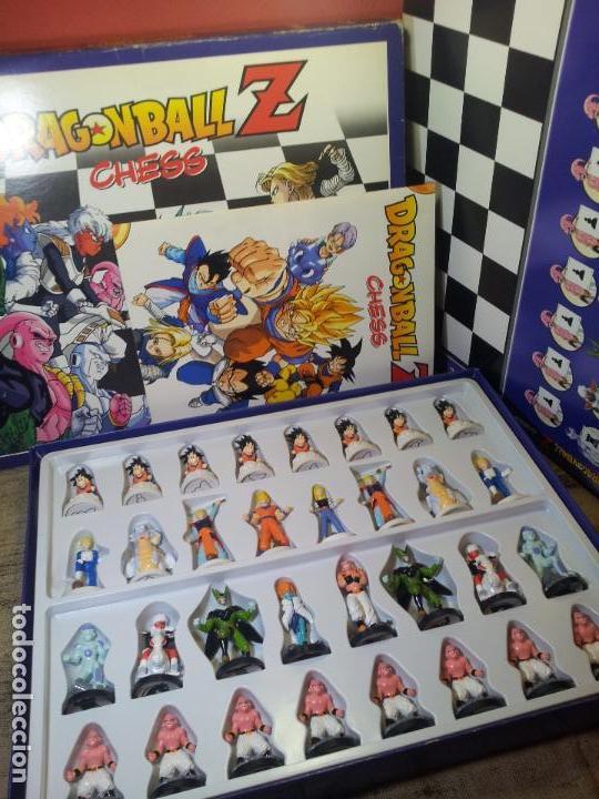 Dragonball Z Chess El Juego De Ajedrez De Son Comprar Juegos De