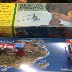 Juegos de mesa: JUEGO RESCATE ESPACIAL. Lote 130112866