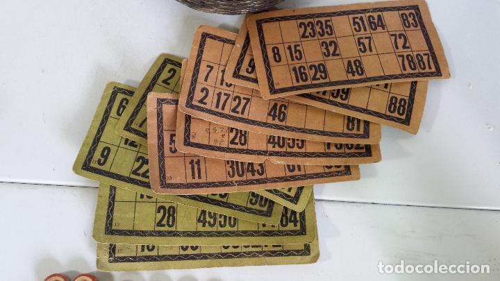 Muy Antiguo Juego De Loteria Familiar Cartone Comprar Juegos De