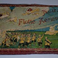 Juegos de mesa: JUEGO NOTRE FLOTTE AÉRIENNE. 18X35 CM. EL DE LA FOTOS.. Lote 69126309