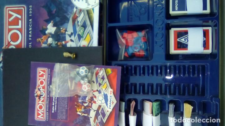 Juegos de mesa: Monopoliy mundial Francia 98 - Foto 2 - 69236809