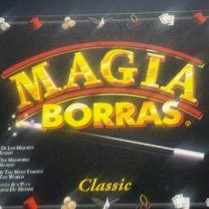 Juegos de mesa: JUEGO DE MESA MAGIA BORRAS COMPLETO.. Lote 69367869