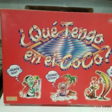 Juegos de mesa: QUE TENGO EN EL COCO DE FAMOSA MUY BUEN ESTADO VER FOTOS. Lote 69508265