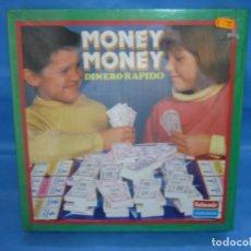 Juegos de mesa: 6 JUEGO DE MESA MONEY MONEY DE FOLOMIR.NO JUGADO. Lote 69923933