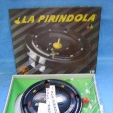 Juegos de mesa: 3 JUEGO DE MESA LA PERINOLA. NO JUGADO. Lote 69934137