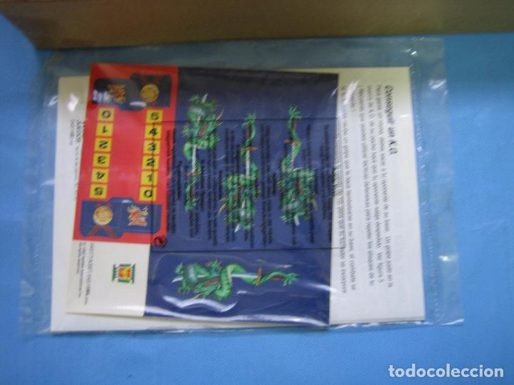 Juegos de mesa: 3 juego de mesa carate fignters de MB 1994. No jugado - Foto 5 - 159056689