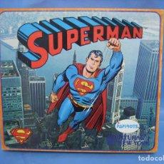 Juegos de mesa: 3 JUEGO SUPERMAN DE PAPIROTS. NO JUGADO. Lote 69956825