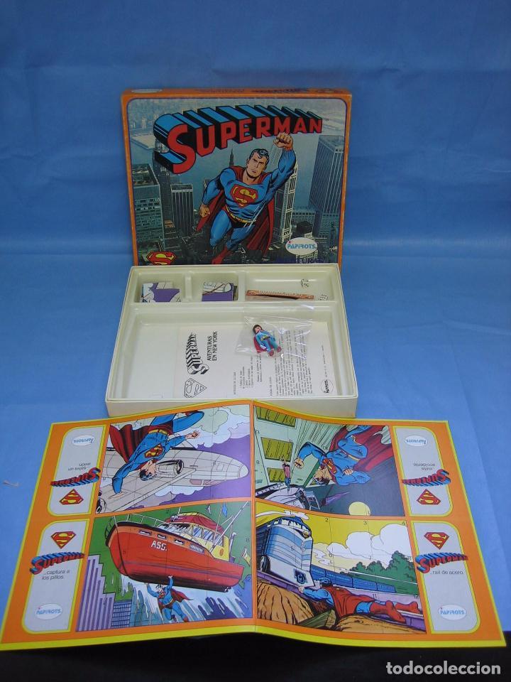 Juegos de mesa: 3 juego Superman de Papirots. No jugado - Foto 2 - 69956825