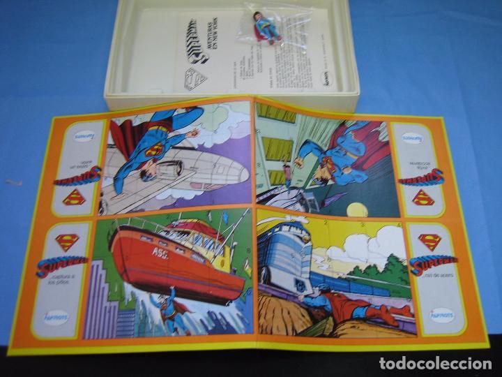 Juegos de mesa: 3 juego Superman de Papirots. No jugado - Foto 3 - 69956825