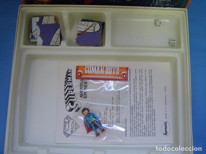 Juegos de mesa: 3 juego Superman de Papirots. No jugado - Foto 4 - 69956825