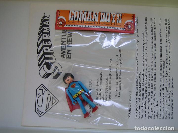 Juegos de mesa: 3 juego Superman de Papirots. No jugado - Foto 5 - 69956825