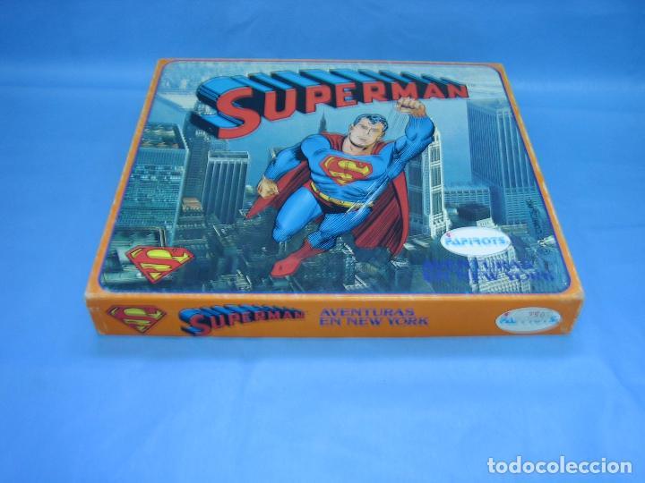 Juegos de mesa: 3 juego Superman de Papirots. No jugado - Foto 6 - 69956825