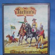 Juegos de mesa: 2 JUEGO TÁCTICAS DE ESTRATEGIA DE FOLOMIR. NO JUGADO. Lote 69960465