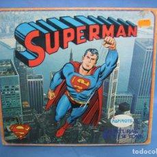 Juegos de mesa: 14 JUEGO DE MESA SUPERMAN DE PAPIROTS. INCOMPLETO. Lote 70118601